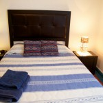 Room One: Double-bed